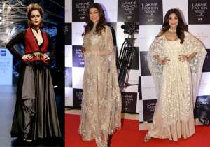 Lakme Fashion Week 2016- India Tv