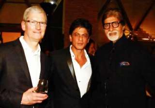 Cook with bollywood star's Amitabh Bachchan and Shah Rukh Khan