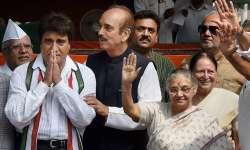 Congress will storm to power on its own in UP, says Sheila- India Tv