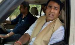 BJP MLA from UP's Sardhana Sangeet Som- India Tv