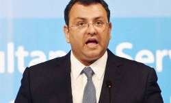 File pic - Cyrus Mistry- India Tv