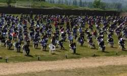 800 Kashmiri youths appear for Army exam - India Tv