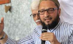 File pic of AIMIM chief and Hyderabad MP Asaduddin Owaisi
