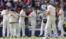 Australia regained the Ashes from England after a