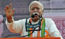 Anybody living in India is a Hindu: RSS chief Mohan Bhagwat