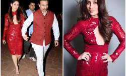 Kareena and Saif at Soha Ali Khan's book launch