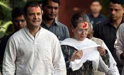 Rahul Gandhi likely to be named Congress President today,