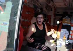 Suicide bomber blew herself in the Turkish city