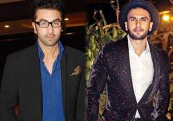 Ranbir and Ranveer
