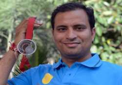 Shooter Sanjeev Rajput clinches silver medal in the ISSF