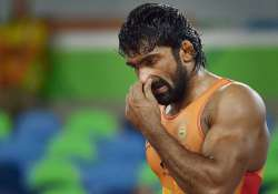 Indian Wrestler Yogeshwar Dutt