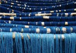 The oldest indigo-dyed fabric was first discovered in Peru