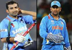 'I don't believe in biopics on cricketers': Did Gambhir