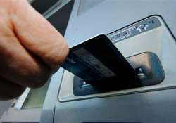 Banks, Government, Debit Cards, Finance Ministry