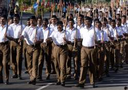 RSS, RSS Volunteers, RSS uniform