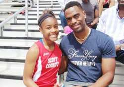 United States, Tyson Gay, Olympic, Shot Dead