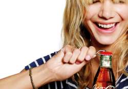 A Coca-Cola bottle that clicks a selfie in a jiffy- India Tv