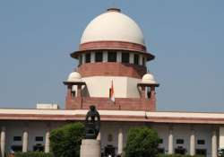 SC asked Centre to file an affidavit dealing with various