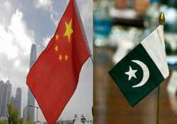 China and Pakistan