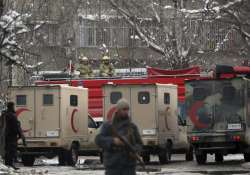 The site of a suicide attack on the Supreme Court in Kabul