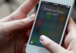Talking more to Siri lately? Then you must be lonely- India Tv