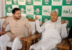 Lalu Yadav admits Rs 500-cr mall land belongs to his family