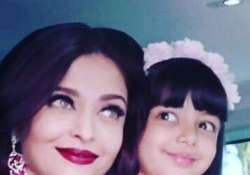 4 adorable mother-daughter moments of Aishwarya Rai and- India Tv