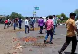 Three dead in alleged police firing as farmers' protest