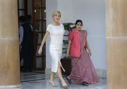 Julie Bishop_Sushma swaraj- India Tv