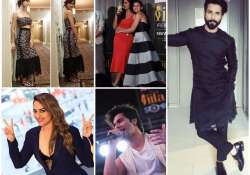 IIFA 2017 Bollywood fashion