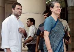 Congress top brass meet to chalk out strategy for Monsoon