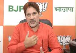 BJP MP seeks Subhash Barala