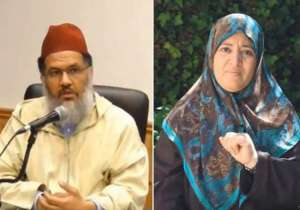Omar Ben Hamad and Fatima Nejjar- India Tv