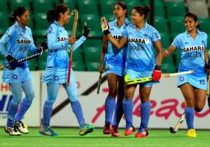 Way back home from Rio, women hockey stars made to sit on- India Tv