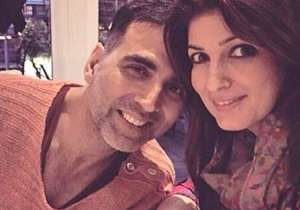 Akshay Kumar, Twinkle Khanna- India Tv