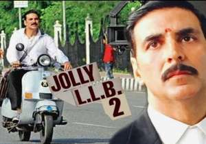 Jolly LLB 2- India Tv