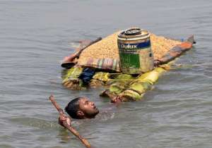 Floods in 4 Indian states have claimed over 200 lives and