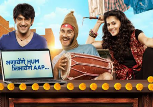 'Running Shaadi' review: Taapse and Amit Sadh's chemistry is a delight