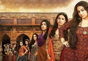 Begum Jaan Review: Vidya Balan with her women gang slams patriarchy right into its face