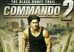 Commando 2 review: Vidyut Jammwal woos you in this- India Tv