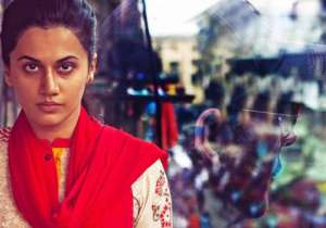 Naam Shabana Review: Taapsee Pannu rules this bustling- India Tv