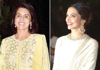 Deepika Padukone spotted with Neetu Kapoor! Are...