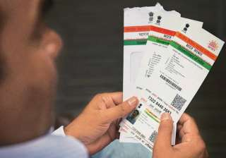 Aadhaar to be mandatory for driving license from...