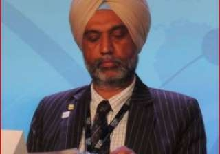 Amandeep Singh Gill - India TV