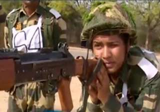 Meet Tanushree Pareek, first woman combat officer...