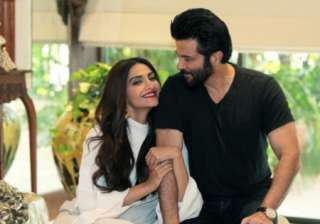 Anil Kapoor & Sonam Kapoor has an 'Emotional...