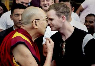 Ind Vs Aus 2017, Dalai Lama, Steve Smith, Warner - India TV