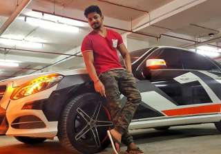 Racer Ashwin Sundar, wife charred to death after...