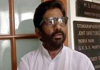 Sena seeks explanation from MP Ravindra Gaikwad...