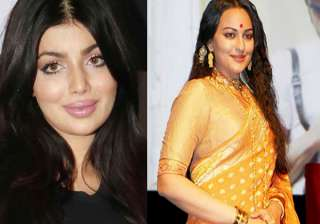 Sonakshi Sinha, Ayesha Takia - India TV